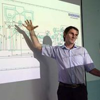 Школа механика и конференция «Современные тенденции в сервисном обслуживании на предприятиях ЦБП», 20 — 24 июня 2011